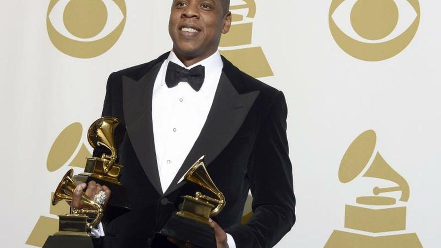En la imagen, el rapero estadounidense Jay-Z.