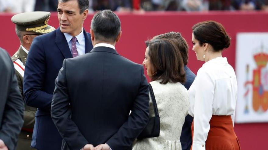 """Pedro Sánchez: """"España es una sociedad diversa, abierta y solidaria"""""""