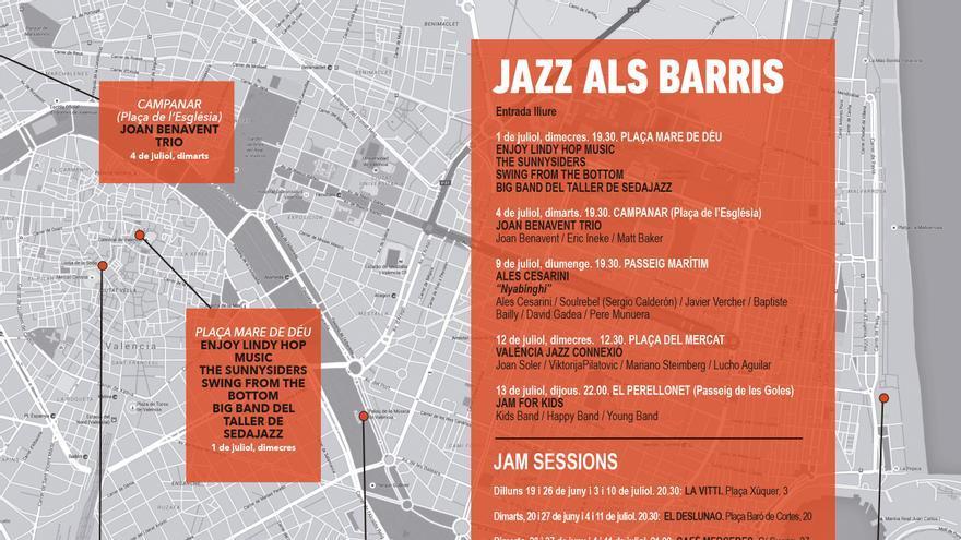 Jazz als barris