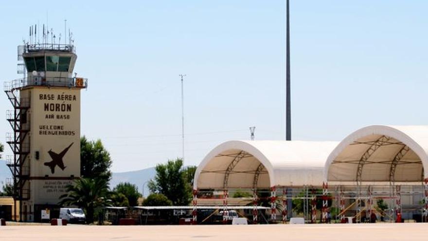 La base aérea de Morón de la Frontera (Sevilla) va a ser enclave del comando de Estados Unidos para la intervención en África (Africom)
