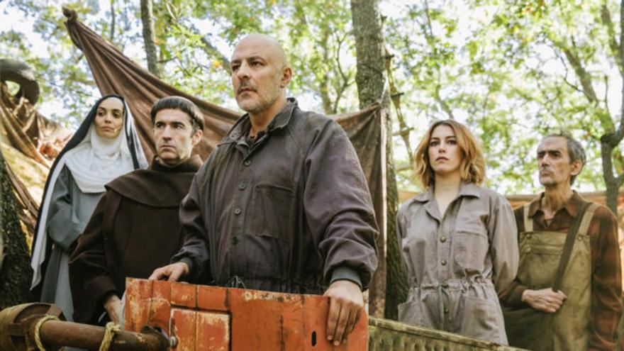 Tiempo después, la nueva película de José Luis Cuerda, se queda sin nominaciones