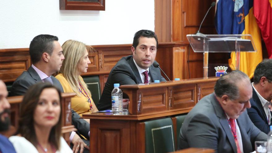 El concejal en Telde Alejandro Ramos (PSOE)