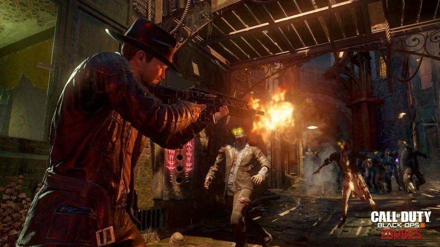 Call of Duty: Black Ops III: Zombies – Shadows of Evil
