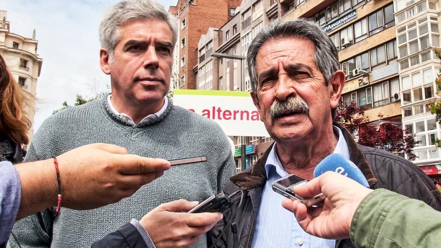 Revilla y Fuentes-Pilla cerrarán mañana la campaña electoral del PRC en la Plaza de Pombo