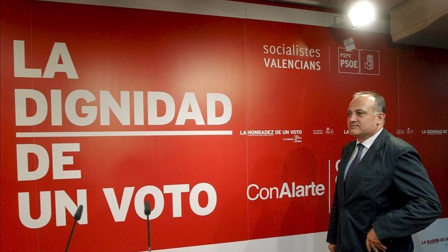 PSPV de Valencia anuncia un recurso contra la exoneración de Grau en el caso Nóos