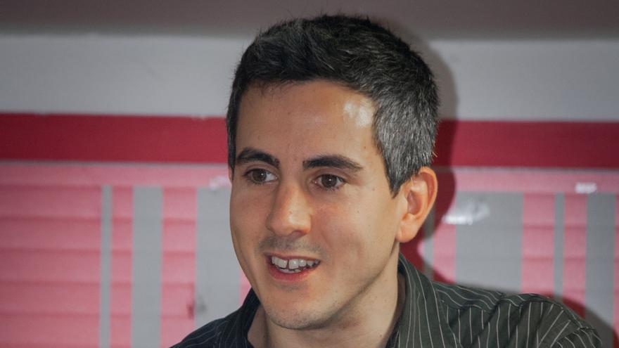 Zuloaga presenta esta tarde en Torrelavega su candidatura para disputar el liderazgo del PSOE cántabro a Díaz Tezanos