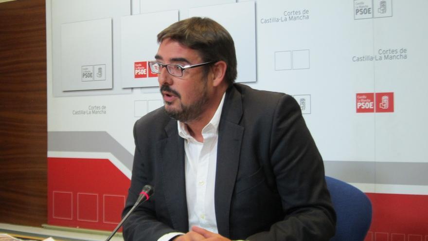 """PSOE C-LM invita a los grupos políticos de Valencia, Murcia, Congreso y Senado para que """"vean el estado del Tajo"""""""