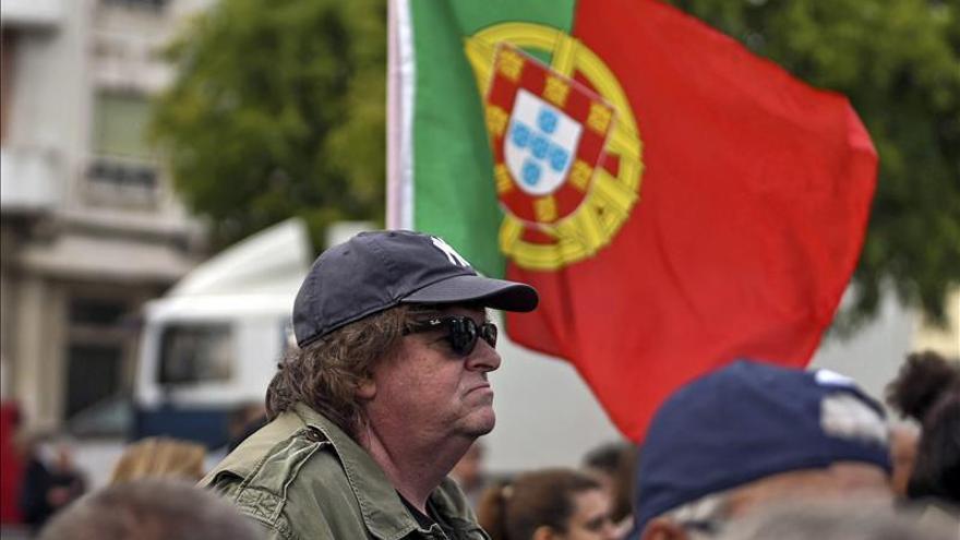 Miles de personas salen a la calle en Portugal para celebrar el 1 de mayo