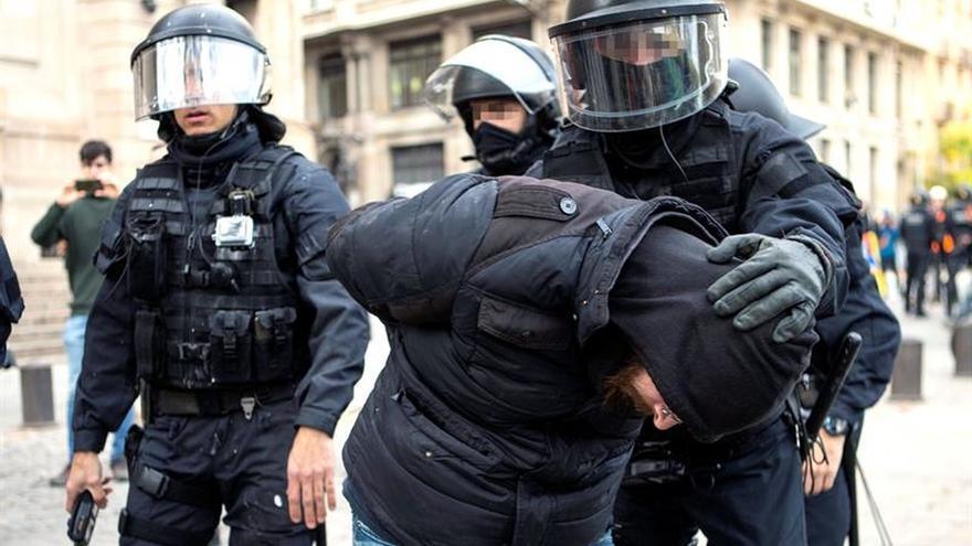 Pasan a disposición judicial todos los detenidos el 21D