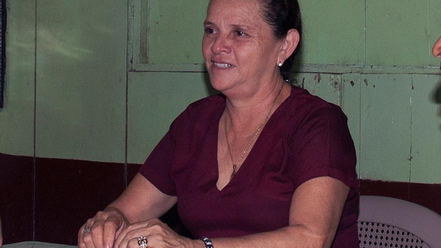 Adilia Vega. Foto: Miguel Corazón/Ayuda en Acción