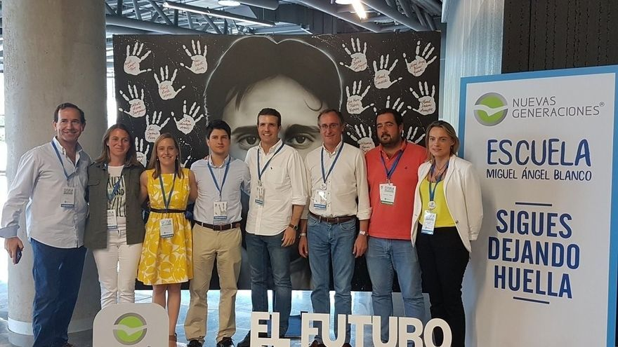 """Alonso (PP) lamenta que los 40 años de terrorismo de ETA han """"empobrecido a Euskadi y la han debilitado socialmente"""""""