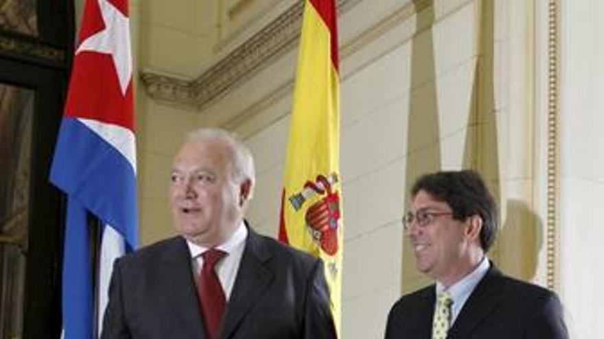 Cuba pide en que se elimine la posición de la UE antes de negociar acuerdos