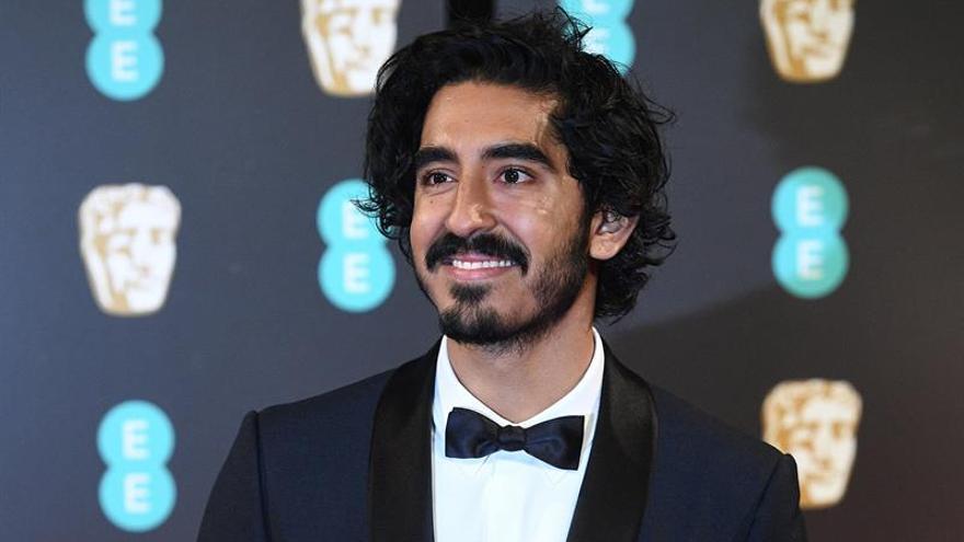 """El británico Dev Patel (""""Lion""""), Bafta a mejor actor secundario"""