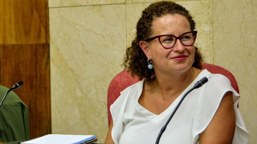 Cabildo y Ayuntamiento de Tijarafe renuevan los  convenios de gestión de 51 plazas insulares para mayores dependientes