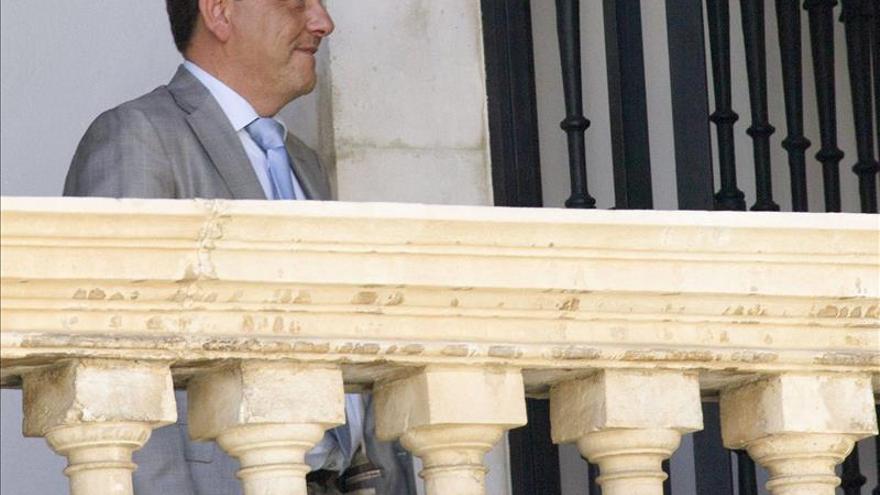 El fiscal, Pedro Horrach en la Audiencia de Palma