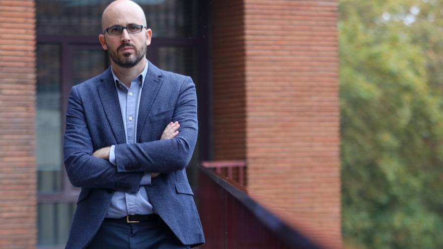 El secretario de Estado de Derechos Sociales, Nacho Álvarez.