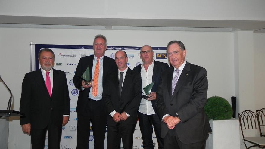 Premian a Astilleros Murueta con el galardón al mejor buque construido en España en 2016