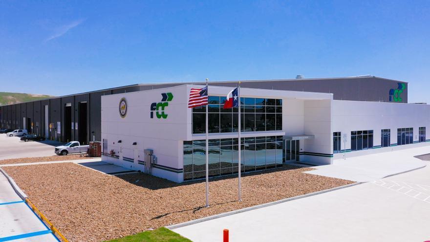 Planta de reciclaje de Houston (Texas, Estados Unidos) de FCC