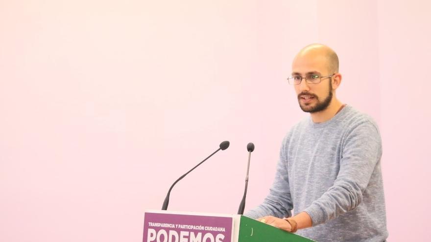 """Podemos Andalucía insiste en construir una alternativa de """"muro de contención"""" a las """"políticas del PP"""" que imponga Díaz"""