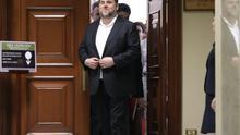 La Fiscalía del Supremo no contempla la excarcelación de Junqueras y pide su inhabilitación como eurodiputado
