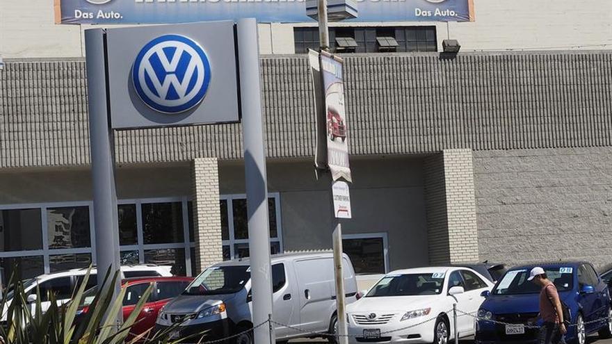 Las ventas de Volkswagen en Estados Unidos cayeron un 18,5 % en octubre