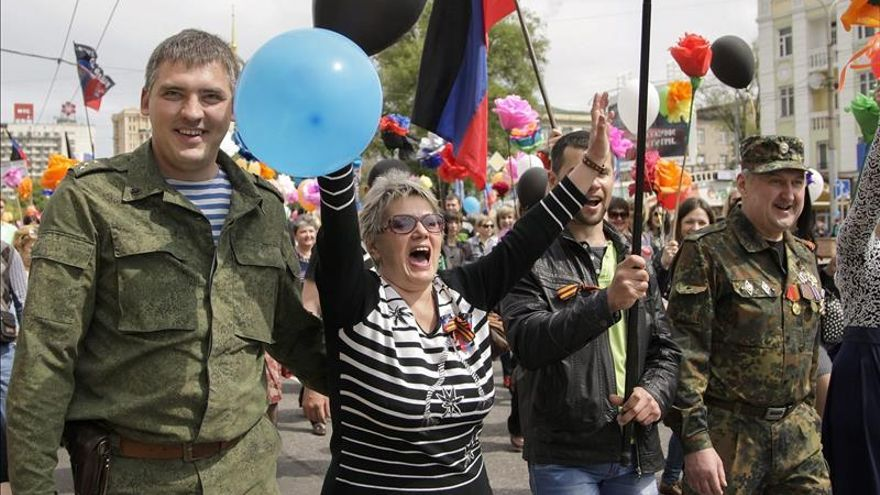 Mueren tres soldados ucranianos en combates con rebeldes en la región de Donetsk