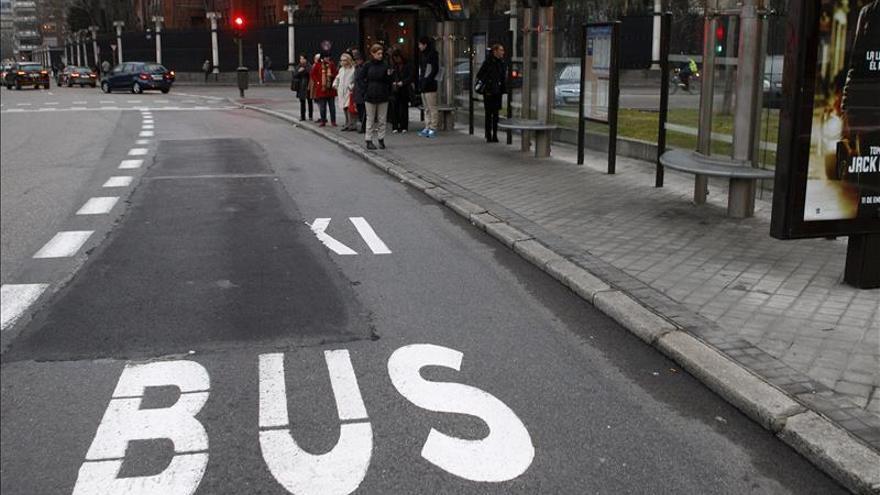 Andalucía, Canarias y Galicia suben el número de viajeros de autobús en marzo