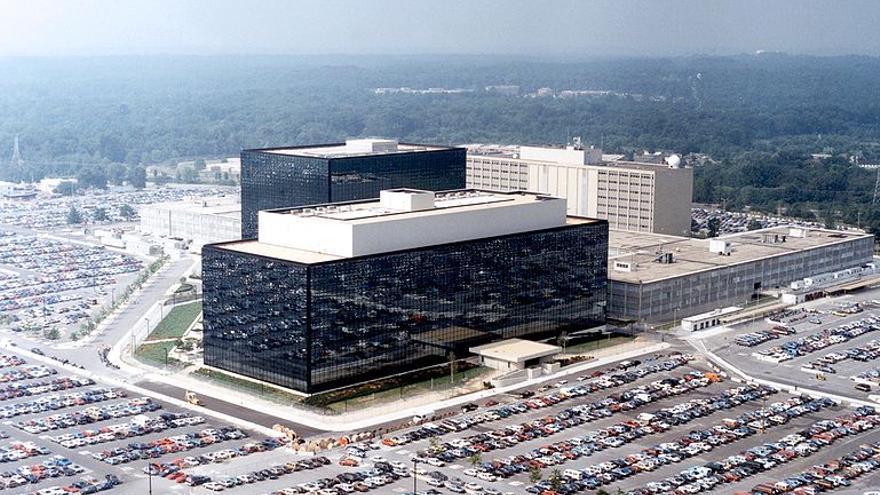 Instalaciones de la NSA, en Maryland (Estados Unidos)
