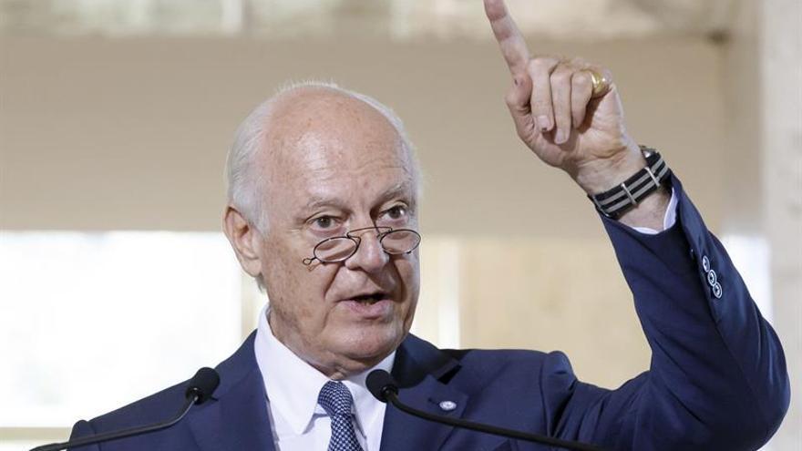 La ONU confía en que entre octubre y noviembre haya una negociación real sobre Siria