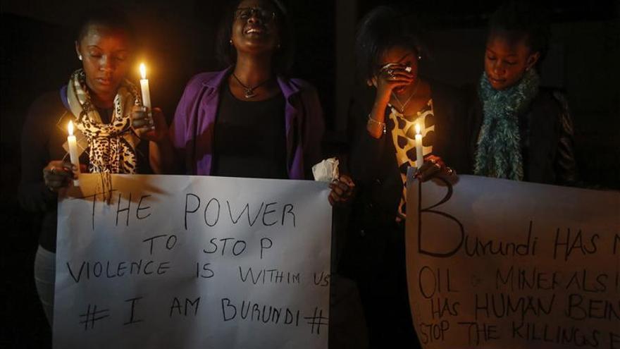 La Unión Africana enviará una fuerza de 5.000 hombres a Burundi