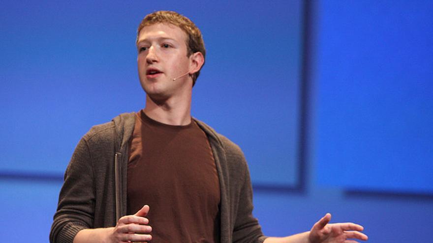 El CEO de Facebook, Mark Zuckerberg, ocupa el puesto 16º entre los más ricos del planeta según la lista Forbes