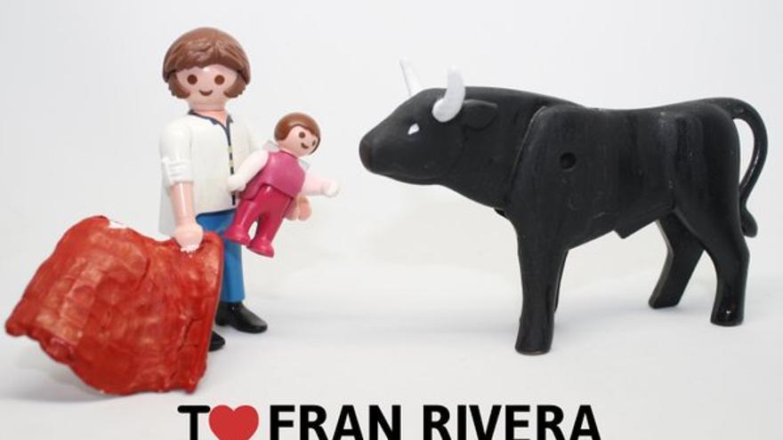 I love Fran Rivera