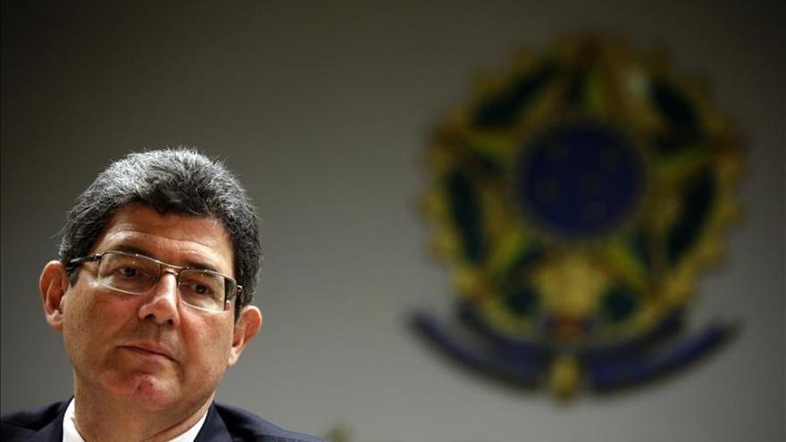 """Joaquim Levy defiende en EE.UU. los """"recursos"""" y la """"resistencia"""" de la economía de Brasil"""