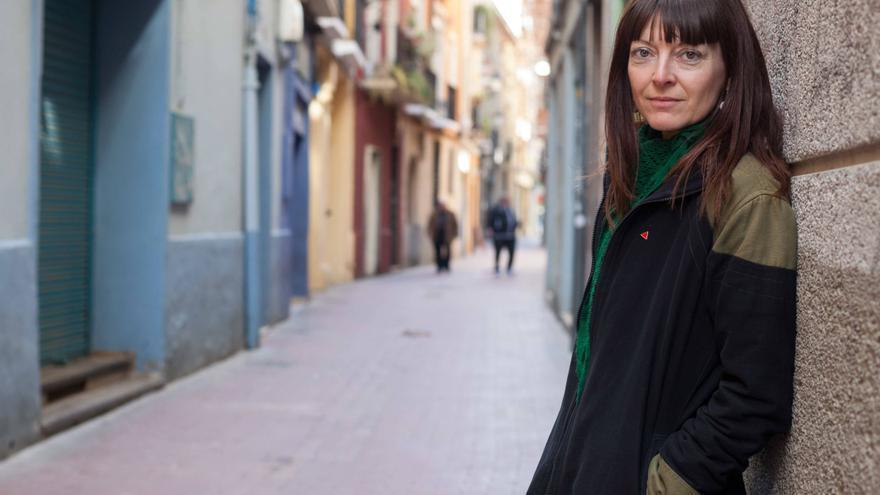Colectivos ciudadanos y partidos piden la absolución de Raquel Tenías. Foto: Juan Manzanara
