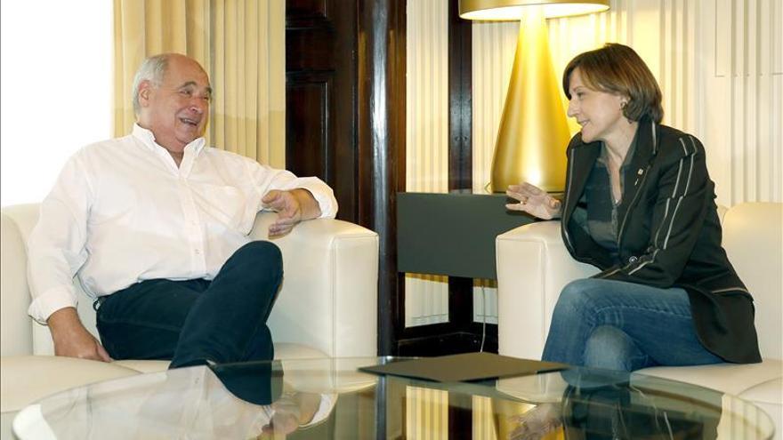 Rabell reitera que no investirán a Mas y critica estrategia de C's, PSC y PPC