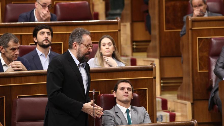 """Girauta anima a irse de Ciudadanos a """"quien no esté cómodo"""""""