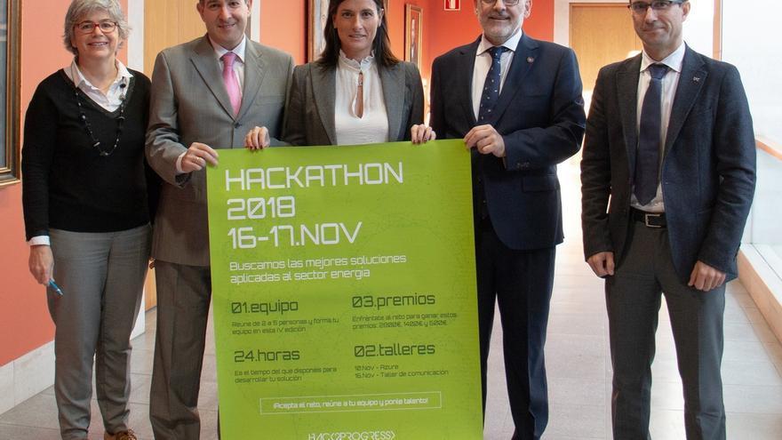 Más 100 personas participarán en el Hack2Progress la próxima semana en Santander