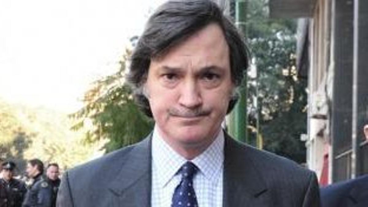 Pablo Lanusse, abogado de Mauricio Macri
