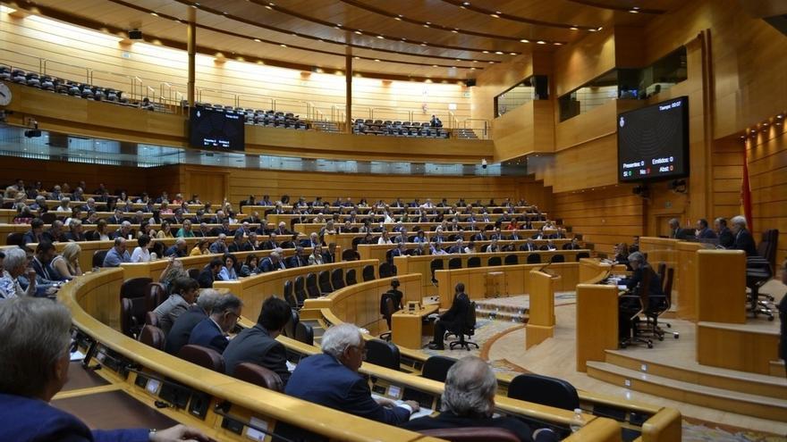 Arranca el Pleno del Senado que ratificará la aplicación del 155, con la presencia de Rajoy y los ministros