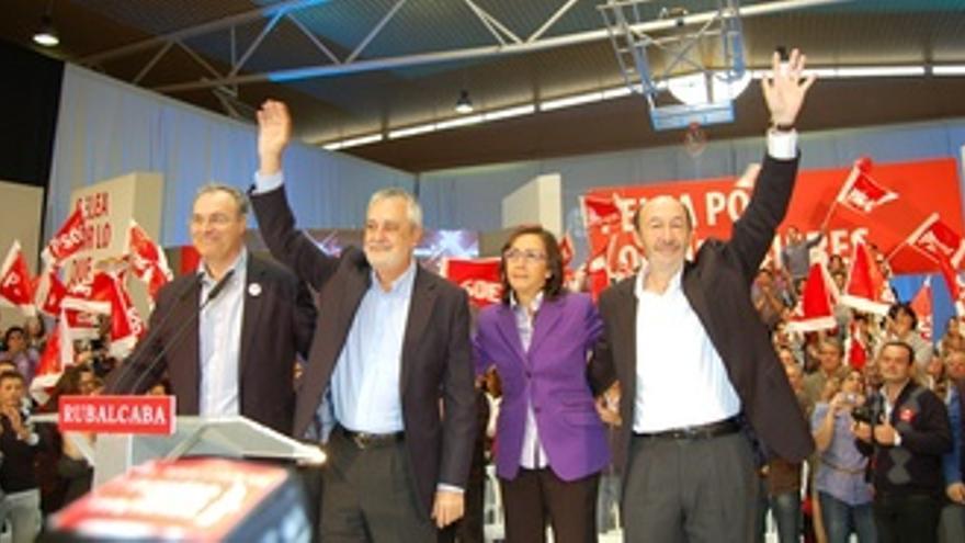 Dirigentes Del PSOE En Córdoba Este Sábado