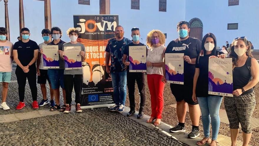 El Cabildo retoma el proyecto 'La Movida' para poner en valor a los jóvenes creadores de La Palma