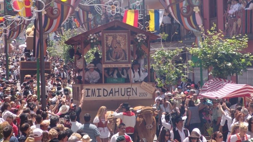 Imagen de archivo de la fiesta rural teguestera