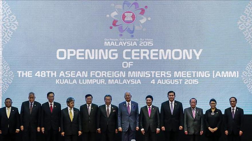 China no quiere que la tensión en el Pacífico centre la ASEAN, pero está lista para el debate