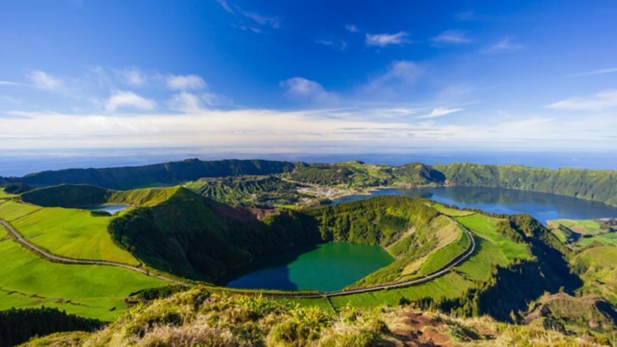 La naturaleza, uno de los puntos fuertes de las Azores.