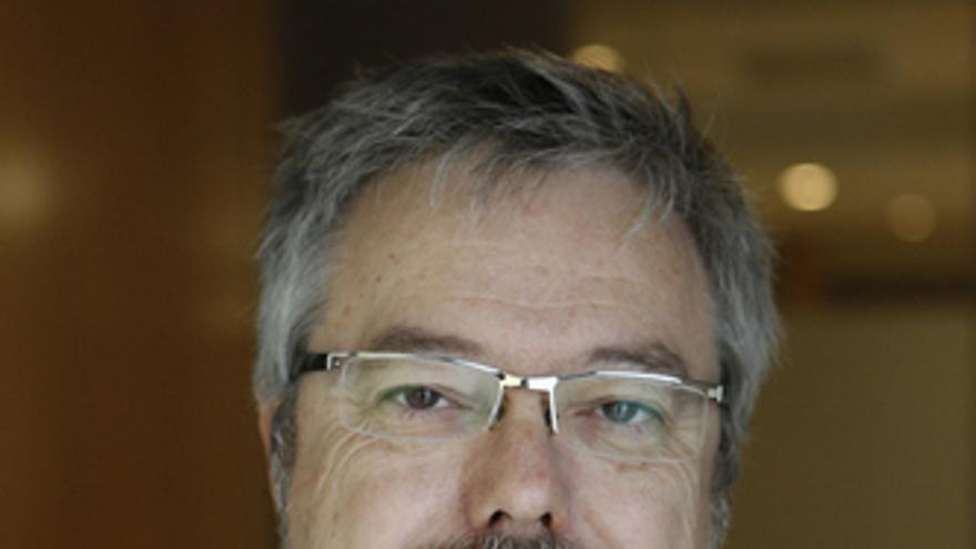 El periodista valenciano, Josep Torrent