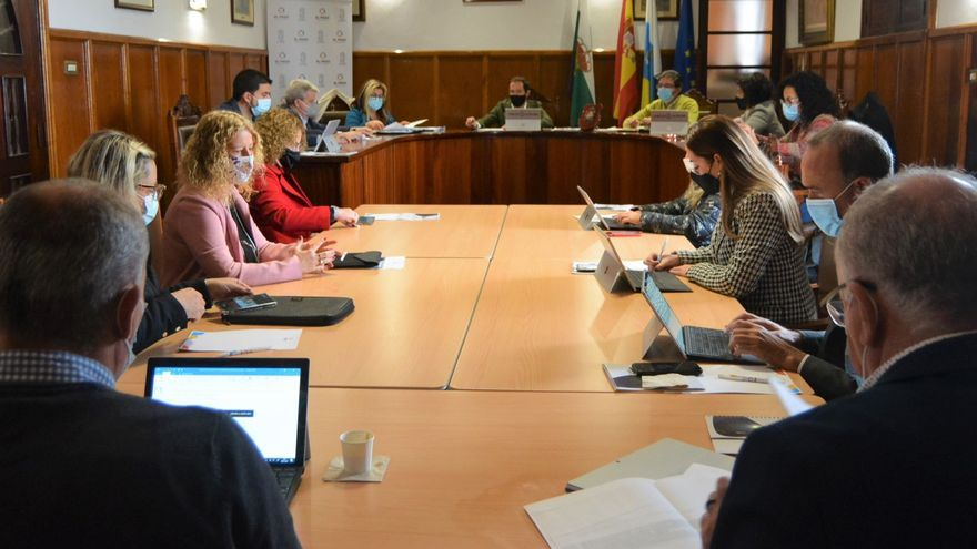 El Cabildo celebra un Consejo de Gobierno descentralizado en El Paso