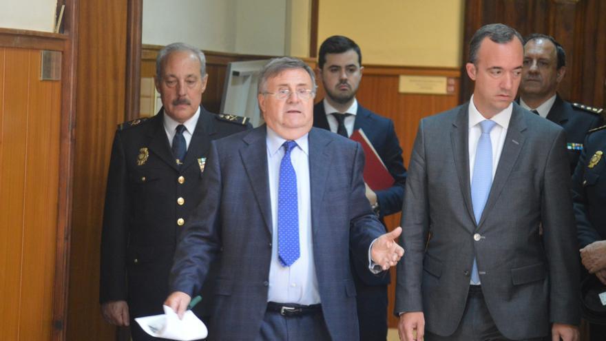Arturo García-Tizón, presidente de la Diputación de Toledo / Foto: Javier Robla