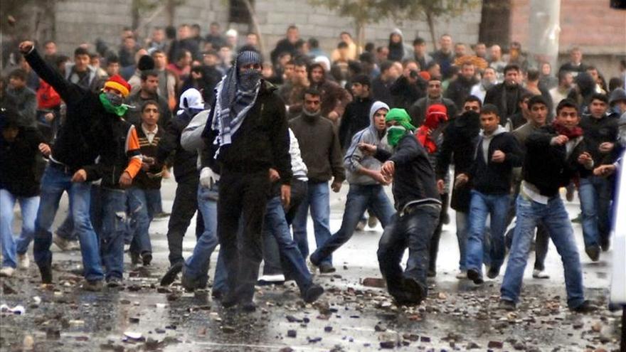 Al menos 22 muertos en once días en choques en la ciudad turca de Silvan