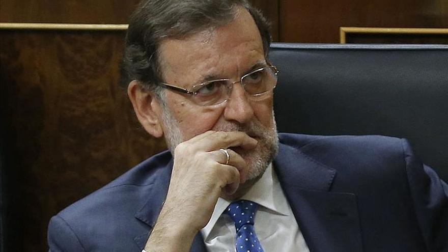 Rajoy dice que ha conseguido su gran objetivo: detener la sangría del paro y crecer