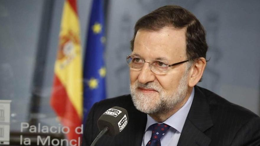 """Rajoy ve """"saludable"""" el debate Margallo-Junqueras y dice que el ministro lo consultó con el director de campaña"""